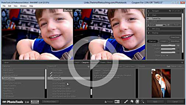 OnOne Software PhotoTools Review 15% Off Coupon Code TARS15
