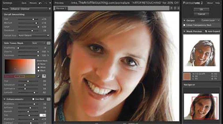Imagenomic Portraiture Review