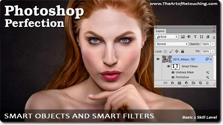 Smart Objects and Smart Filters | Photoshop Basic 2 Tutorial