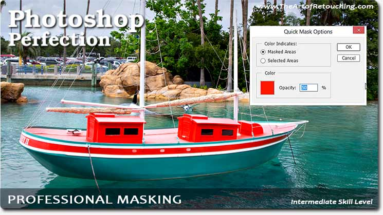 Professional Masking | Photoshop Intermediate Tutorial