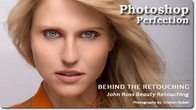 Behind The Retouching | John Ross – Lucy