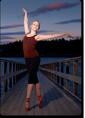 The Art of Retouching Studio - Dancer
